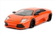 Fast and Furious - Lamborghini Murcielago P640 1:24 Scale Hollywood Ride | Merchandise