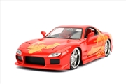 Fast and Furious - '93 Mazda RX-7 1:24 Scale Hollywood Ride | Merchandise