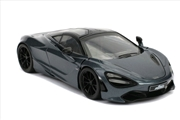 Fast and Furious - '18 McLaren 720S 1:24 Scale Hollywood Ride | Merchandise