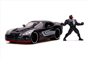 Venom - '08 Dodge Viper SRT 10 with Venom 1:24 Scale Hollywood Ride | Merchandise