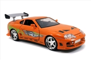 Fast and Furious - '95 Toyota Supra OR 1:24 Scale Hollywood Ride | Merchandise