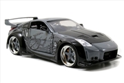 Fast and Furious - '03 Nissan 350Z 1:24 Scale Hollywood Ride | Merchandise