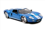 Fast and Furious - '05 Ford GT 1:24 Scale Hollywood Ride | Merchandise
