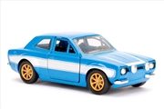 Fast and Furious - Ford Escort RS2000 MK1 1:32 Scale Hollywood Ride | Merchandise