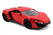 Fast and Furious - W. Motors Lykan Hypersport 1:24 Scale Hollywood Ride | Merchandise