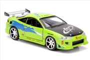 Fast and Furious - '95 Mitsubishi Eclipse 1:32 Scale Hollywood Ride | Merchandise