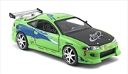Fast and Furious - Mitsubishi Eclipse 1:24 Scale Hollywood Ride | Merchandise