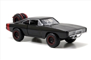Fast and Furious - Dom's Dodge Charger Off Road 1:24 Scale Hollywood Ride | Merchandise