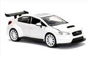 Fast and Furious 8 - Mr Little Nobody's Subaru WRX STI 1:24 Scale Hollywood Ride | Merchandise