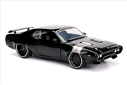 Fast and Furious 8 - Dom's '72 Plymouth GTX 1:24 Scale Hollywood Ride | Merchandise