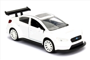 Fast and Furious 8 - Mr Little Nobody's Subaru WRX 1:32 Scale Hollywood Ride | Merchandise
