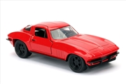Fast and Furious 8 - '66 Chevy Corvette 1:32 Scale Hollywood Ride | Merchandise