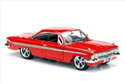 Fast and Furious 8 - Dom's Chevy Impala 1:24 Scale Hollywood Ride | Merchandise