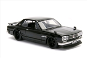 Fast and Furious - Nissan Skyline 2000 GT-R 1:24 Scale Hollywood Ride | Merchandise
