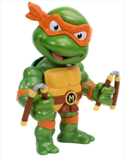 """TMNT - Michelangelo 4"""" Metals Figure   Merchandise"""