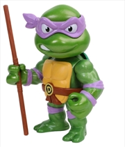 "TMNT - Donatello 4"" Metals Figure | Merchandise"