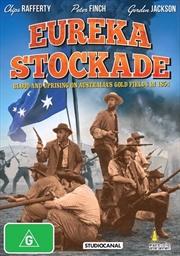 Eureka Stockade | DVD