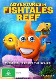 Adventures In Fishtale Reef | DVD