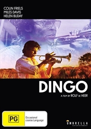 Dingo - Remastered | DVD
