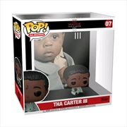 Lil Wayne - Tha Carter III Pop! Album | Pop Vinyl