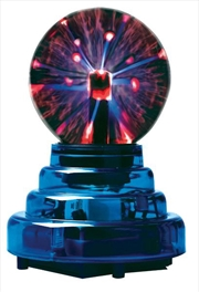 3 Inch Plasma Ball - Blue Base | Accessories