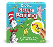 Dr Seuss - Picture Pairing Game | Merchandise