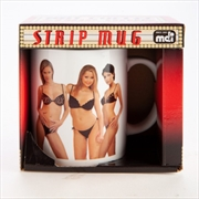 3 Girls Strip Mug | Merchandise