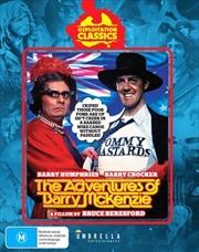 Adventures Of Barry McKenzie | Ozploitation Classics, The | Blu-ray