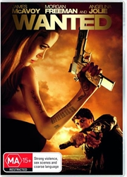 Wanted | DVD
