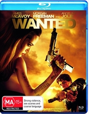 Wanted | Blu-ray