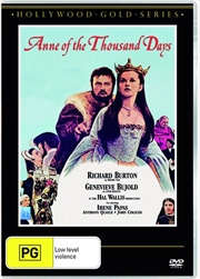 Anne Of The Thousand Days | DVD