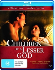 Children Of A Lesser God | Blu-ray