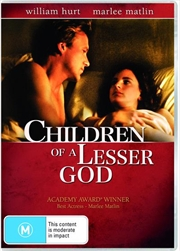 Children Of A Lesser God | DVD