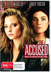 Accused, The | DVD