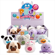 Plush Ball Jellies (SELECTED AT RANDOM) | Toy
