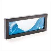 Blue Moving Sand Art | Homewares