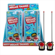 World's Smallest Walkie Talkies | Toy