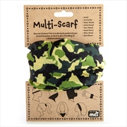 Camo Multi-Scarf | Apparel