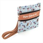Paw-Some Dog Shoulder Bag | Apparel