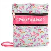 Unicorn Multi-Pouch Travel Bag | Apparel