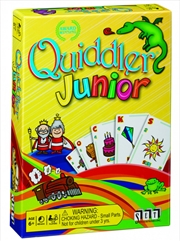 Junior Quiddler | Merchandise