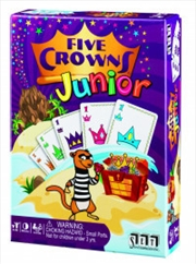 Junior Five Crowns | Merchandise
