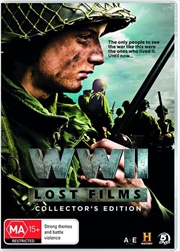 WWII Lost Films | Collector's Edition | DVD