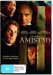 Amistad | DVD