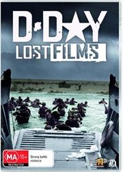 D-Day - Lost Films | DVD