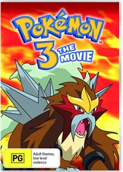 Pokemon - Spell Of The Unknown - Movie 3 | DVD