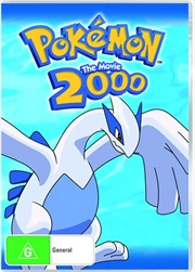 Pokemon - The Movie 2000 | DVD