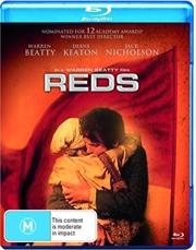 Reds   Blu-ray