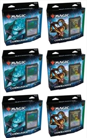 Magic the Gathering - Kaldheim Commander Decks (CHOSEN AT RANDOM) | Games