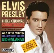 Three Original Soundtracks | Vinyl